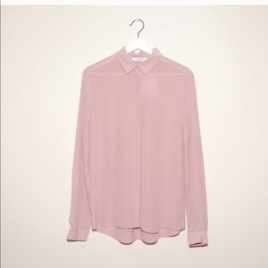 & Other Stories silk blouse